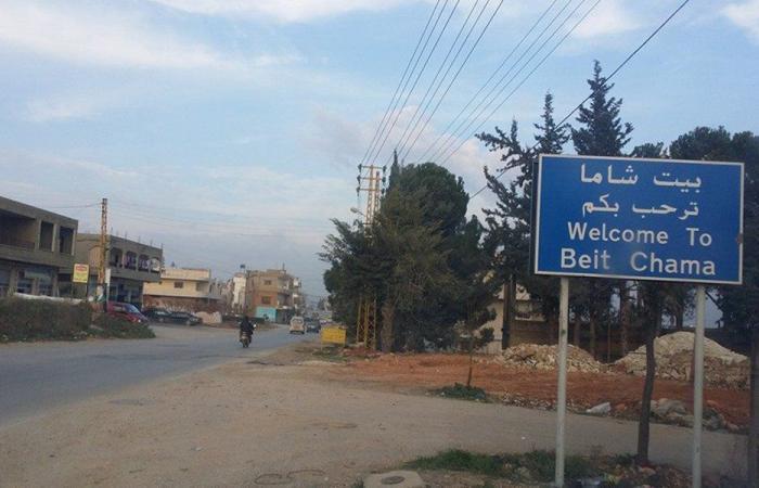عزل بلدة بيت شاما بسبب كورونا