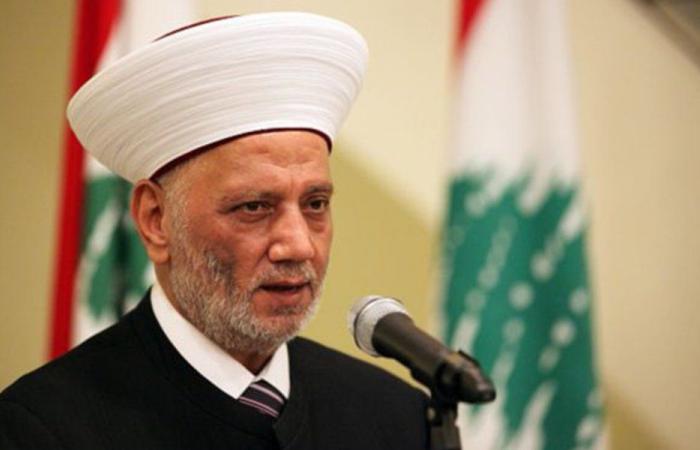 دريان نعى أمير الكويت: لا ننسى مساعدته لبنان