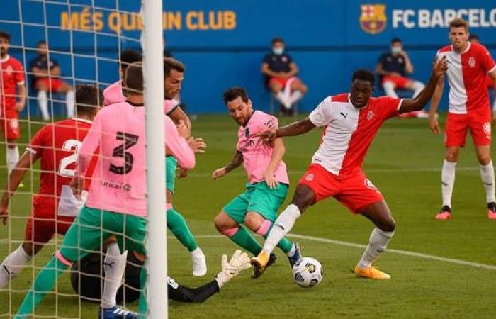 ميسي يدعو برشلونة إلى وضع حد للخلافات