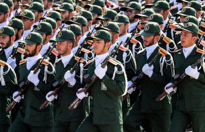 مقتل 3 عناصر من الحرس الثوري بهجوم في إيران