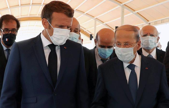 المبادرة الفرنسية مجمّدة
