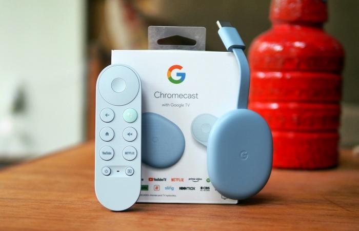 جهاز Chromecast الجديد يأتي بواجهة Google TV