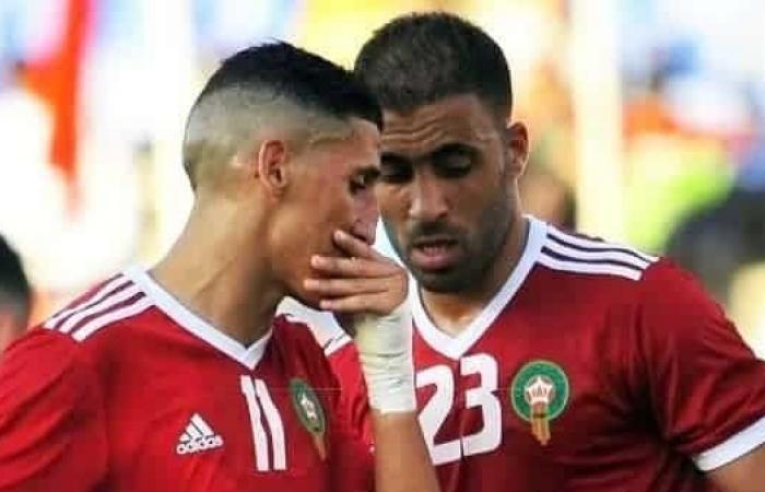 """مدرب المغرب يستعين بـ """"إنستغرام حمدالله"""" لكشف سبب عدم ضمه"""