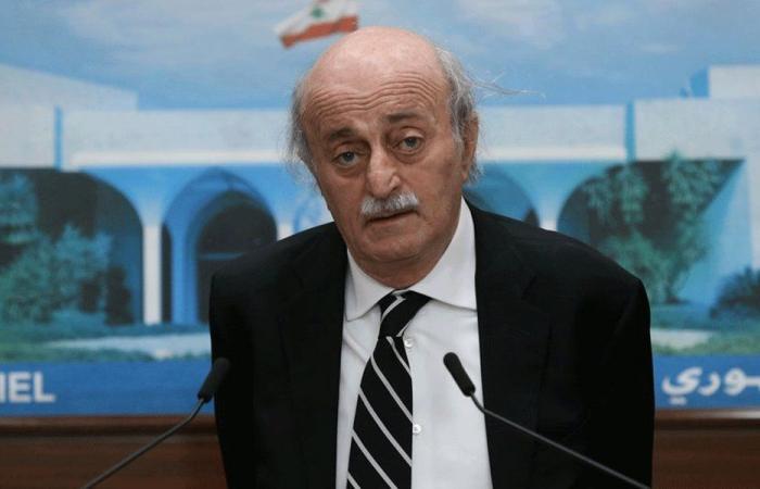 جنبلاط إلى أهل جبل العرب: للانتباه لمكائد النظام والتحريض الإسرائيلي
