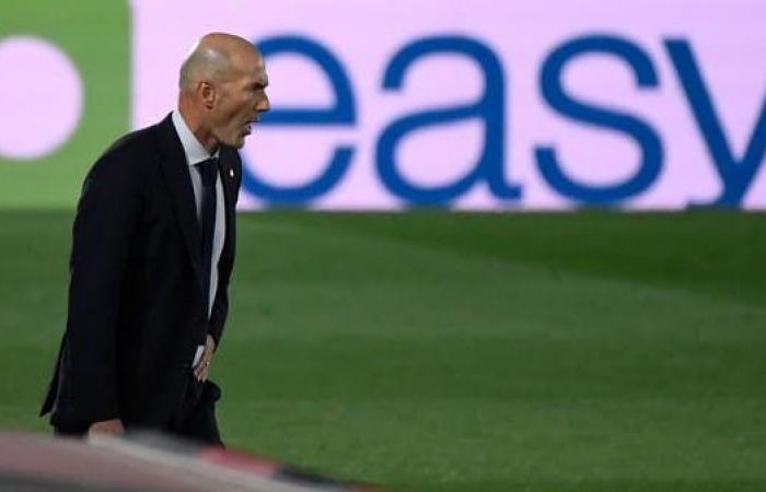 """زيدان: ريال مدريد لم يكن جيداً.. ويحتاج إلى """"الصبر"""""""