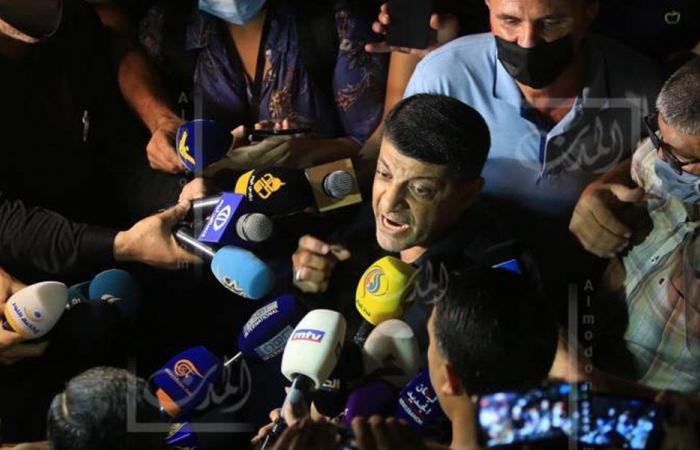 """""""الحزب"""" نقل الأسلحة من الجناح قبل وصول الصحافيين!"""