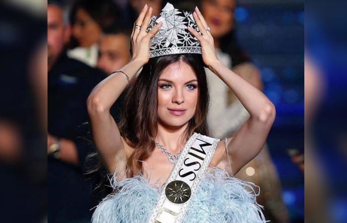 رسالة من ملكة جمال لبنان مايا رعيدي في الذكرى الثانية لانتخابها
