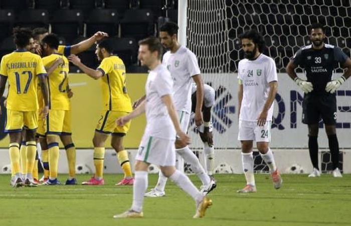النصر يبحث عن النهائي القاري أمام بيرسبوليس