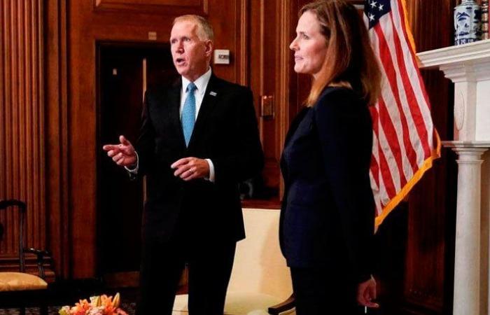 """إصابة أعضاء من مجلس الشيوخ الأميركي بـ""""كورونا"""""""