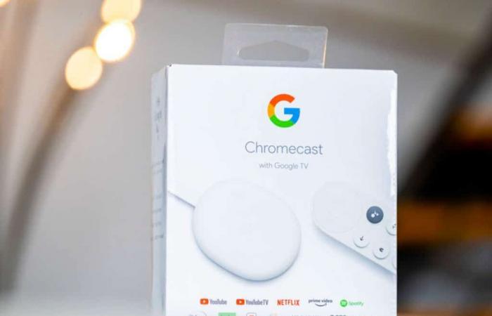 جوجل تمنحك جهاز كروم كاست الجديد مجانًا .. لكن بشرط