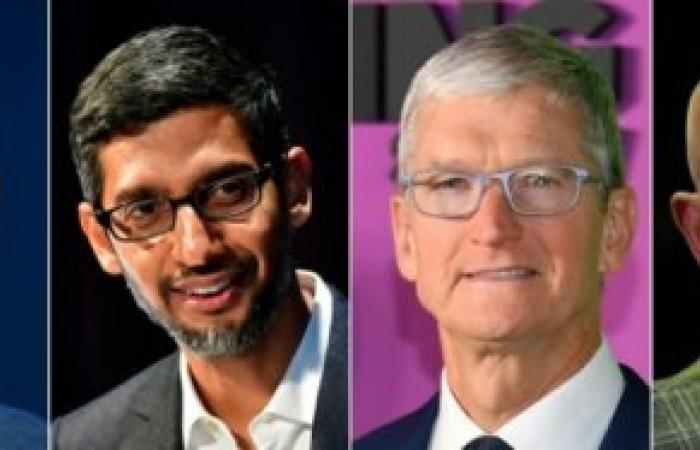 أعضاء بالشيوخ الأمريكي يستدعون رؤساء كبرى شركات التكنولوجيا