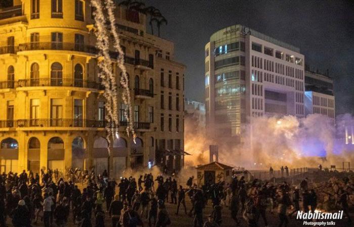 20 مليون دولار لتهديد المتظاهرين في بيروت وبغداد