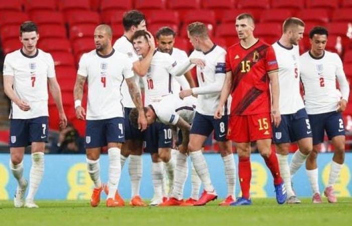 الفوز على بلجيكا يرفع معنويات منتخب إنجلترا