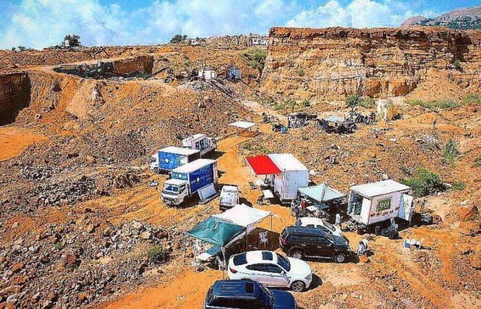 """فيلم """"العنبر 12"""".. يوم ضربت النار مرفأ بيروت"""