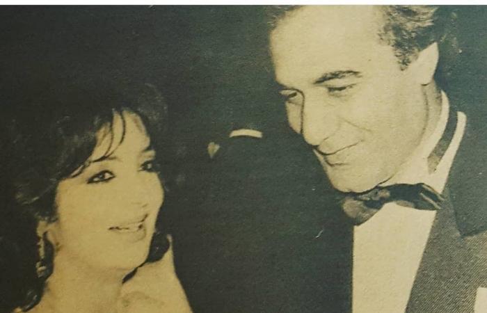 لم تنتبه إليه.. كيف بدأت قصة حب محمود ياسين وشهيرة؟