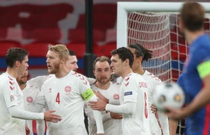 المجموعة الثانية: بلجيكا تتصدر.. وإنجلترا تخسر من الدنمارك
