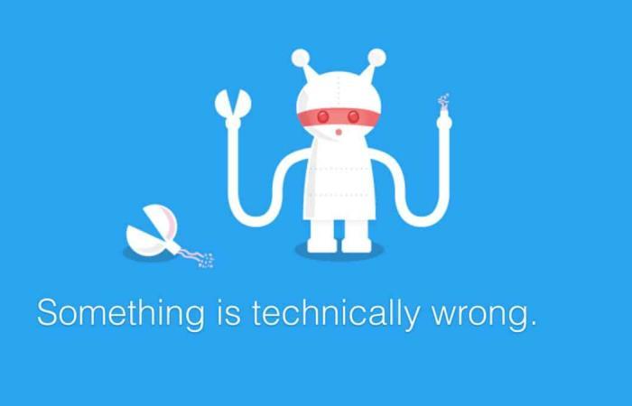 تويتر يتوقف عن العمل بسبب تغيير غير مقصود في أنظمته