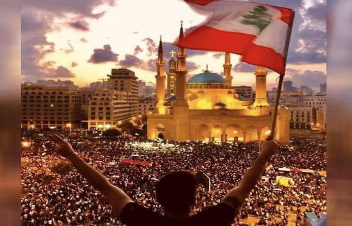 """أزمات مالية وسياسية ومعيشية تحاصر اللبنانيين بعد عام على""""انتفاضة 17 أكتوبر"""""""