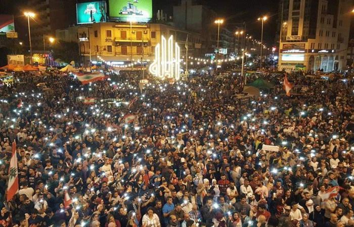في طرابلس.. مسيرات ولقاءات في ذكرى 17 تشرين