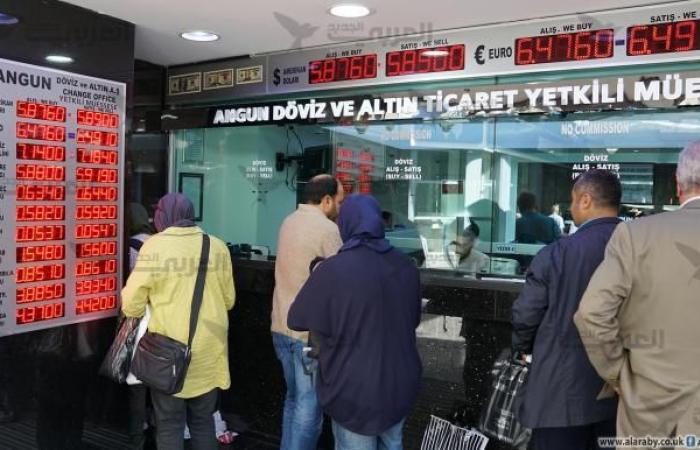 الليرة التركية عند أعلى مستوى في أسبوعين قبل قرار البنك المركزي