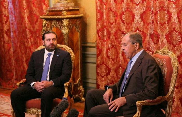 زيارة لافروف مرتبطة بتكليف الحريري