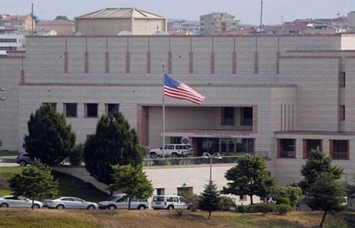 هجمات إرهابية محتملة على السفارة الأميركية في تركيا