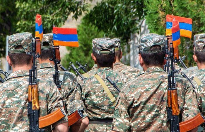 أرمن لبنانيون يشاركون في الحرب ضد أذربيجان!