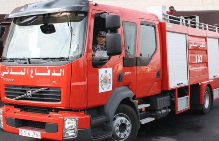 نفاذ ميزانية المحروقات لآليات الإطفاء في جبيل.. ومبادرات فردية
