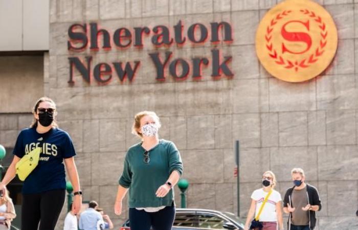 فنادق نيويورك تأوي المشردين للإفلات من الإفلاس
