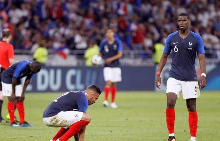 """بوغبا يكذّب """"الصن"""".. وينفي أخبار تركه منتخب فرنسا"""