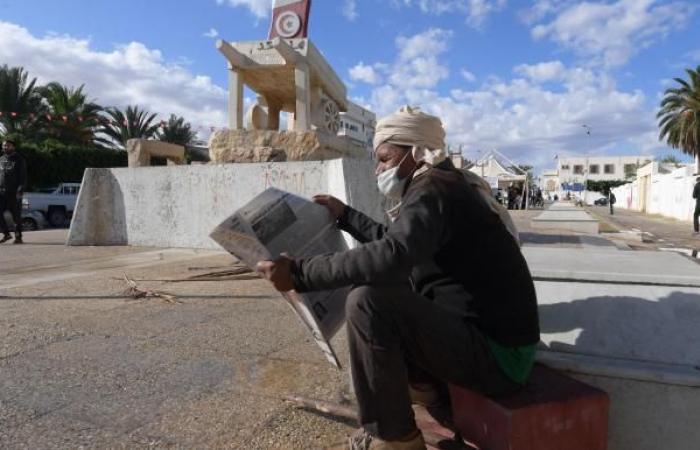 البنك المركزي التونسي يحذر من الاستدانة لتمويل عجز الموازنة