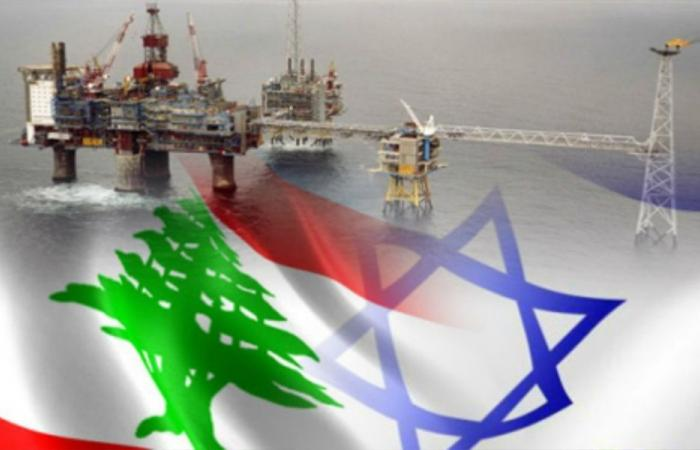 وجبة غذاء جمعت الوفدين اللبناني والاسرائيلي