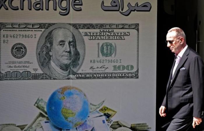 تفاؤل بتشكيل حكومة لبنان يحصر الدولار دون عتبة 6800 ليرة
