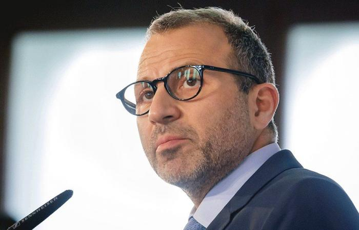 باسيل: لبنان يقف مع فرنسا ضد الوحشية