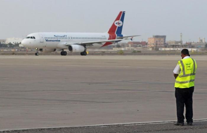 الخطوط اليمنية محرومة من الوقود: التحالف يدمّر المطارات