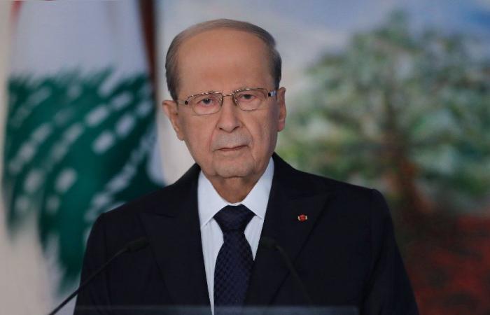 عون أبرق إلى ملك البحرين والرئيس الفلسطيني معزيًا