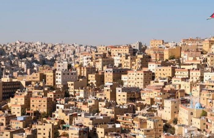 التضخم السنوي بالأردن يتراجع إلى 0.02% في أكتوبر