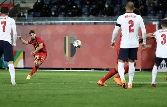 بلجيكا تهزم إنجلترا وتحرمها التأهل إلى دور الأربعة