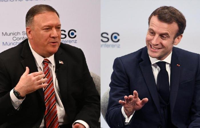 """لبنان على طاولة ماكرون وبومبيو: مواصلة التشدد تجاه """"حزب الله"""""""
