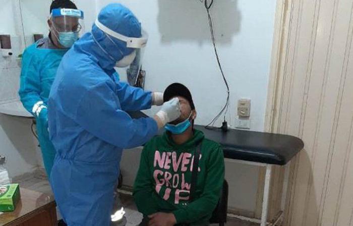 """ارتفاع بإصابات """"كورونا"""" في مصر"""
