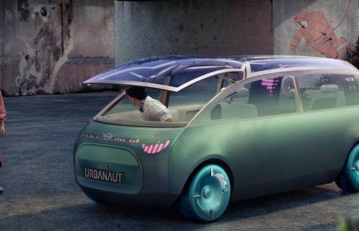 BMW تكشف عن مفهوم الشاحنة الكهربائية المصغرة