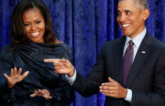 """تتناول فوضى حكم الرئيس """"المهزوم"""".. أوباما وزوجته ينتجان سلسلة """"إسكتشات"""" ساخرة ضد ترامب"""