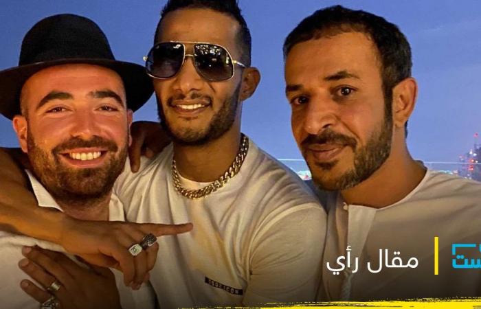 ما هو الأخطر من صورة محمد رمضان مع المغني الإسرائيلي؟