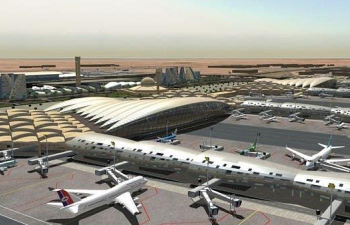 افتتاح مرافق مناولة المواد الطبية بقرية الشحن بمطار الرياض