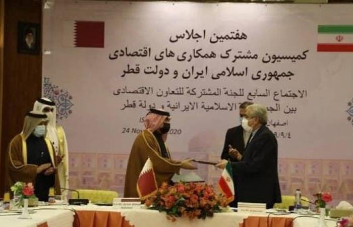 اتفاقية اقتصادية جديدة بين قطر وإيران تنذر بمزيد من التوتر