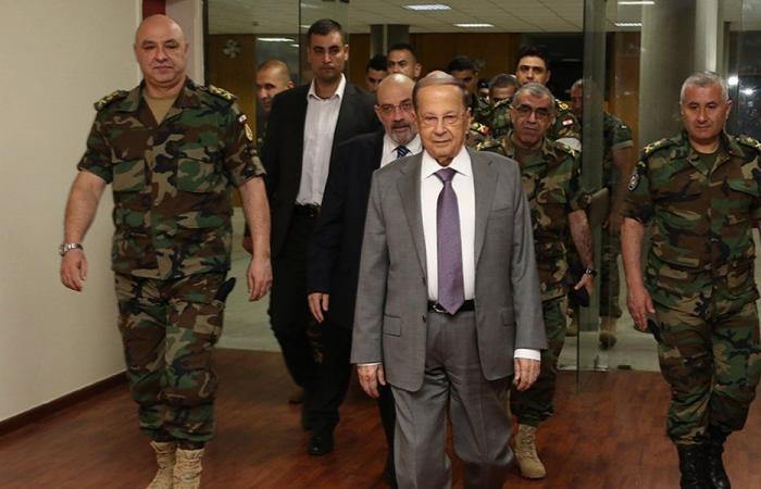 اليرزة وبعبدا: حسابات السياسة والأمن على خطّ الرئاسيات