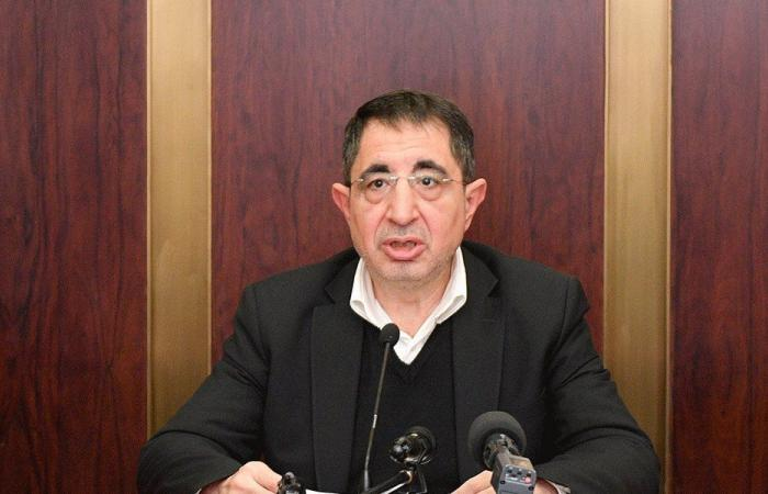 الحاج حسن: المطلوب إصدار مذكرة إعادة العمل بتصاريح البناء