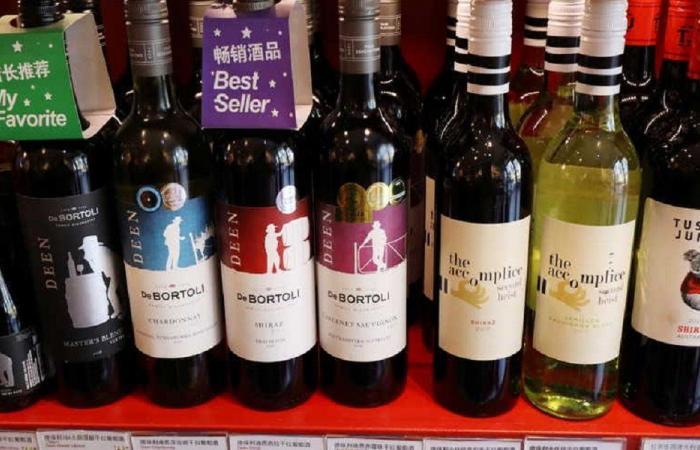 حرب النبيذ بين الصين وأستراليا بسبب كورونا