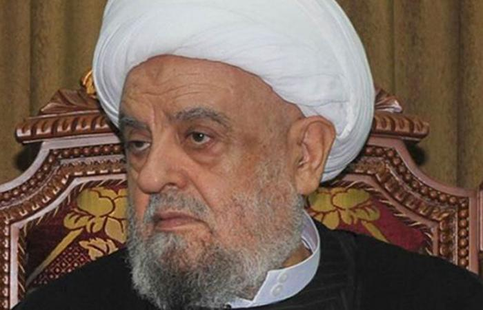 قبلان يعزي باغتيال زاده: لن يثني إيران عن امتلاك عناصر القوة