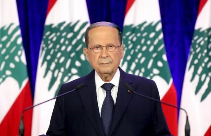 """عون يشارك في """"المؤتمر الدولي الثاني لدعم بيروت والشعب اللبناني"""""""